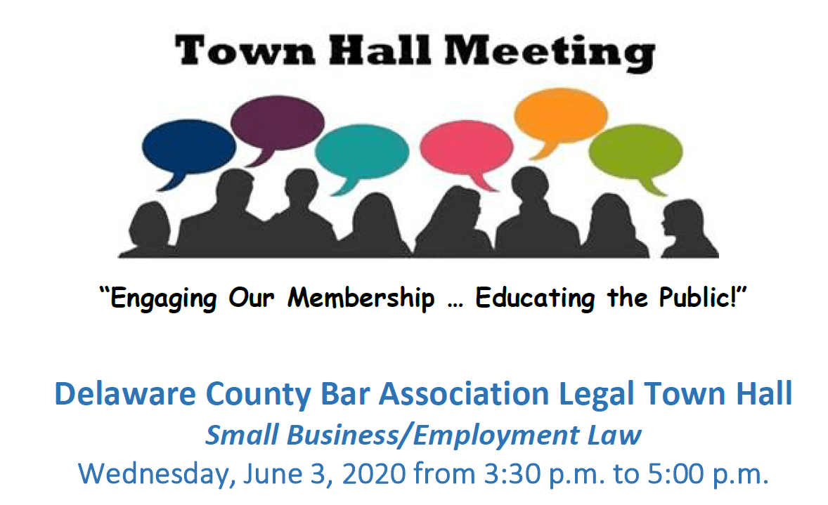 Legal Town Hall.