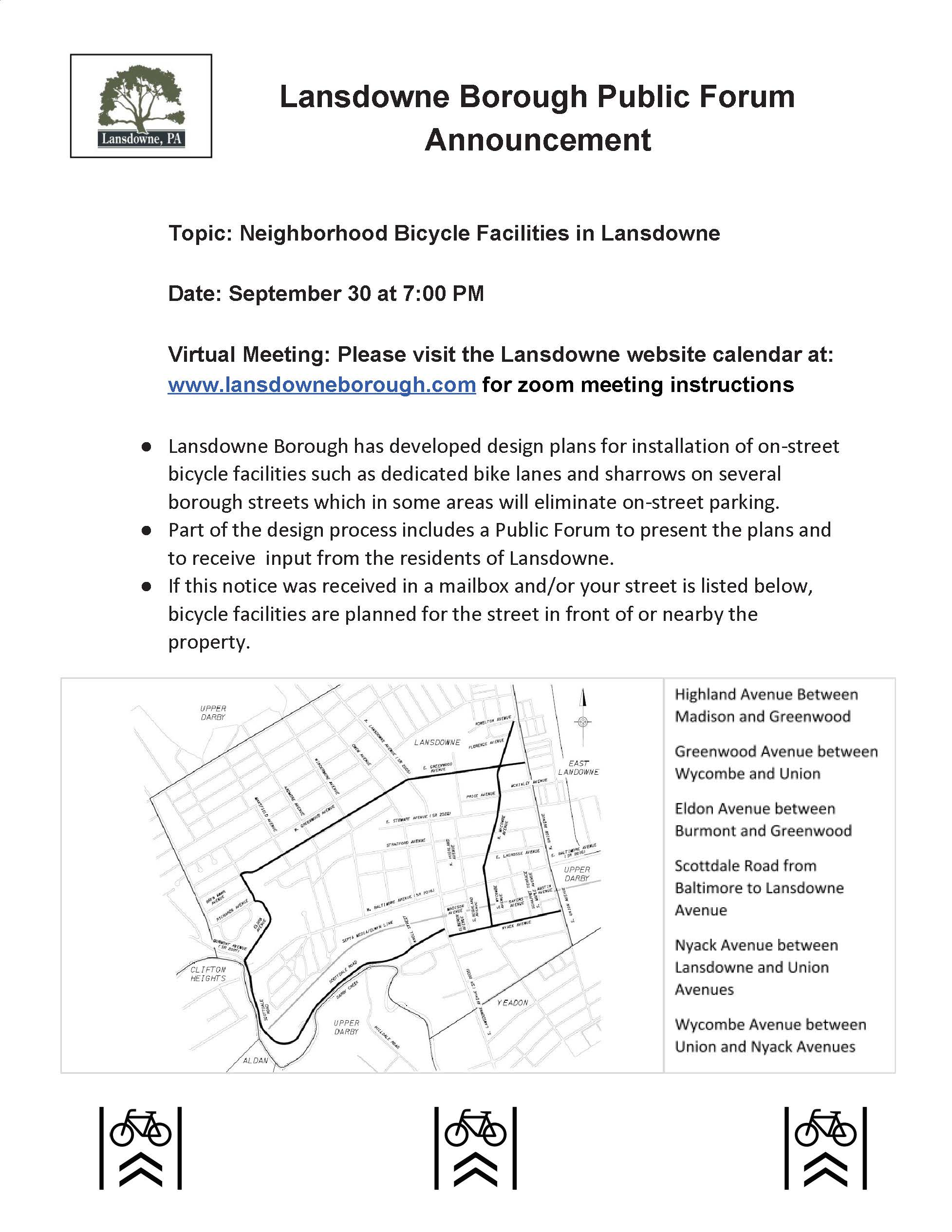 Copy of Public Forum Flyer Bike Plan CT EDITS - September 17, 9_18 AM