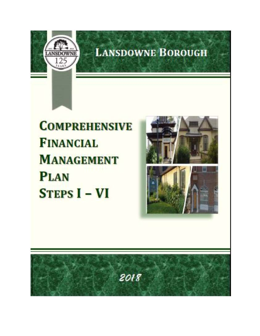 Cover - Comprehensive-Financial-Management-Plan